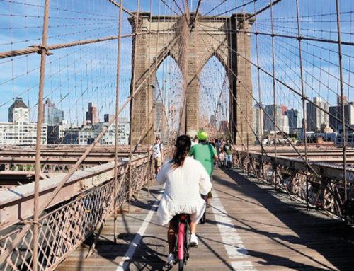 Piste ciclabili: la sicurezza e il progetto di Newyork